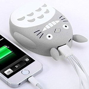 My Neighbor Totoro Portable Charger Shut Up And Take My Yen : Anime & Gaming Merchandise