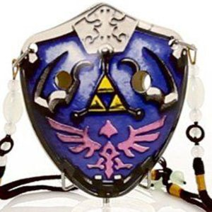 Legend Of Zelda Hylian Shield Ocarina