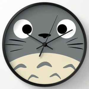Totoro Clock Shut Up And Take My Yen : Anime & Gaming Merchandise