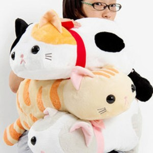 Tsuchineko Cat Plushies Shut Up And Take My Yen : Anime & Gaming Merchandise