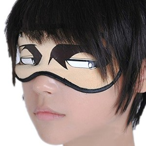 Attack On Titan Levi Sleep Mask Shut Up And Take My Yen : Anime & Gaming Merchandise
