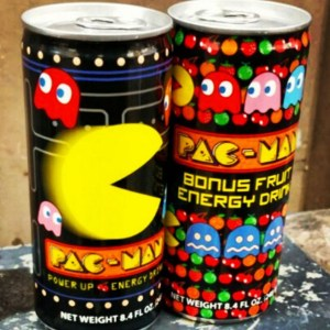 Pac-Man Energy Drink Shut Up And Take My Yen : Anime & Gaming Merchandise