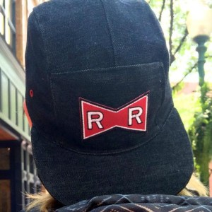 Dragon Ball Z Red Ribbon Army Hat