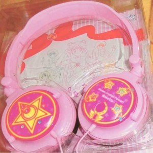 Sailor Moon Headphones