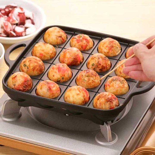 Shut Up And Take My Yen Takoyaki Pantakoyaki Pan Shut