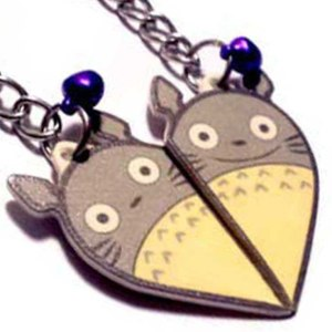 My Neighbor Totoro Friendship Keychain
