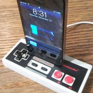 NES Controller iPhone Charger