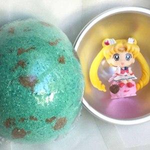 Sailor Moon Bath Bombs