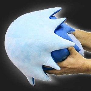 Street Fighter Hadoken Plush