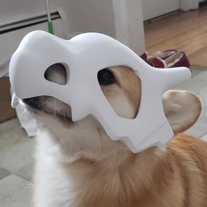Pokemon Cubone Skull Mask