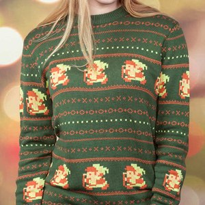Legend Of Zelda Christmas Sweater