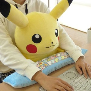 Pokemon Pikachu PC Cushion