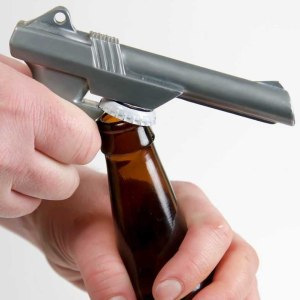 NES Gun Bottle Opener