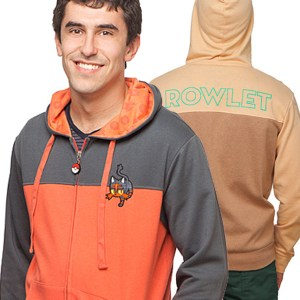 Pokemon Sun And Moon Hoodies