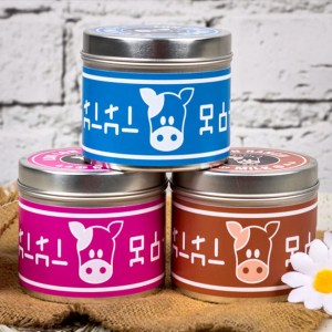 Legend Of Zelda Lon Lon Ranch Candles