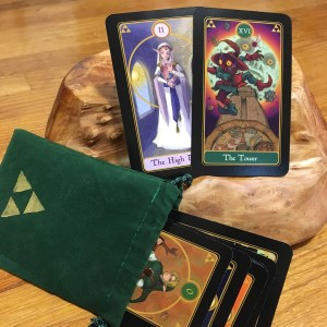 Legend of Zelda Tarot Cards