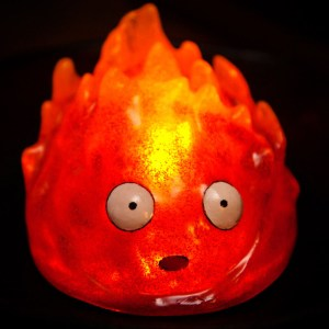 Howl's Moving Castle LED Calcifer