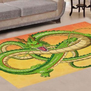 Dragon Ball Z Shenron Rug