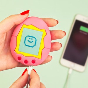 Tamagotchi Portable Charger