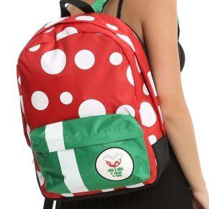Super Mario Piranha Plant Backpack