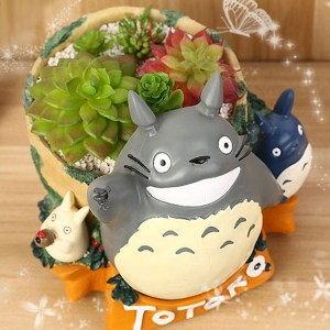 My Neighbor Totoro Planters
