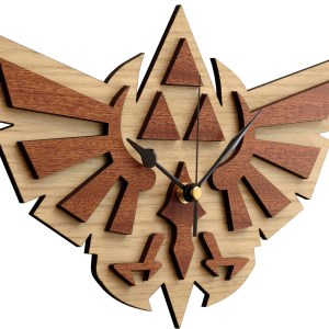 Legend Of Zelda Clock