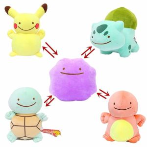 Pokemon Ditto Reversible Plushies