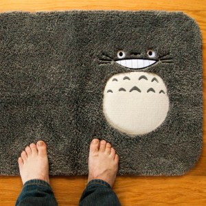 My Neighbor Totoro Bath Mat