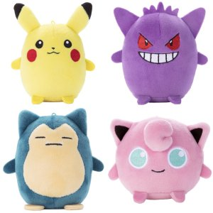 Pokemon Mochi Plushies
