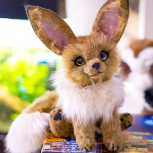 Realistic Pokemon Dolls