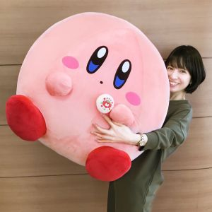 Giant Kirby Plush