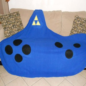 Legend Of Zelda Ocarina Blanket