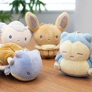 Pokemon Plush Charms