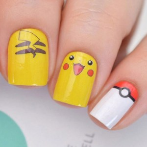 Pokemon Nail Wraps