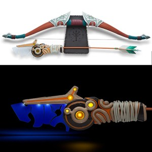 Zelda Breath Of The Wild Bow Replica
