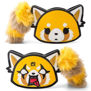 Aggretsuko Coin Purse
