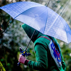 Legend Of Zelda Master Sword Umbrella