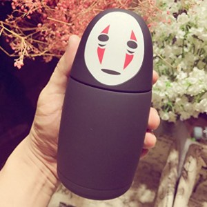 Spirited Away No Face Water Bottle