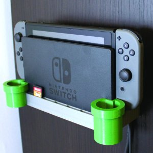 Nintendo Switch Dock Wall Mount