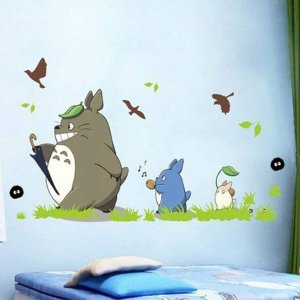 My Neighbor Totoro Wall Decals