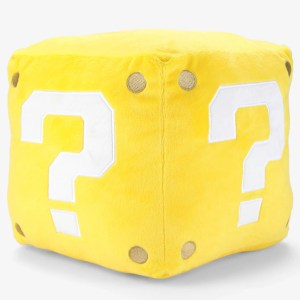 Super Mario Question Block Plush