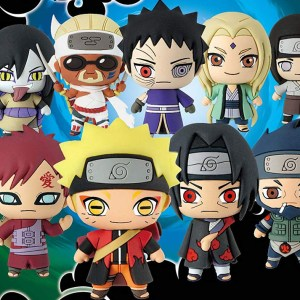 Naruto Blind Bag Keychains