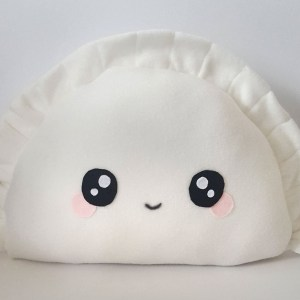 Kawaii Dumpling Plush