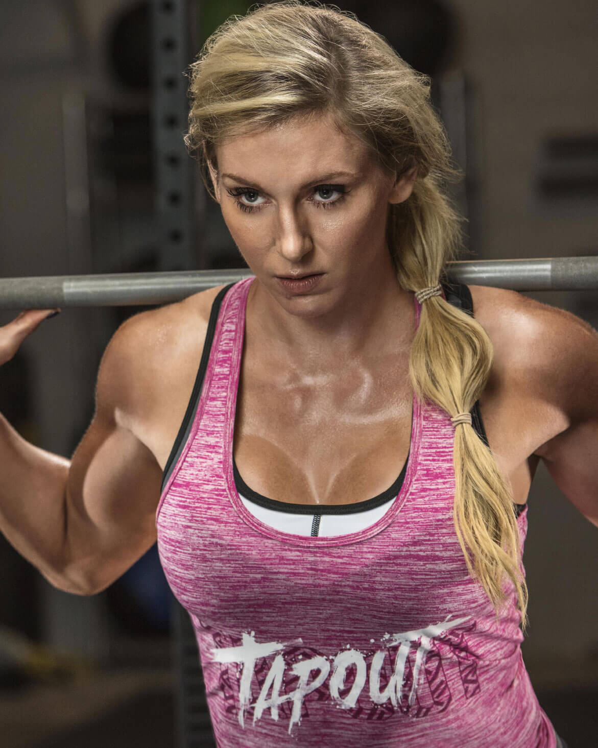 Under Armour Girl Wallpaper Most Fit Female Athletes In Sports On Si S Fittest 50 List