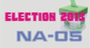 NA-5 Peshawar-V Result Election 2013