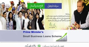 Prime Minister Small Business Loans Scheme 2013