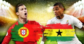 Portugal vs Ghana 2014 FIFA World Cup Match Live Streaming