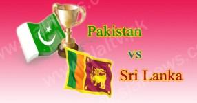Pakistan vs Sri Lanka Cricket Series 2014