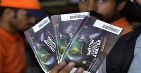 Pak vs Zim T20 Match Tickets Buy Online