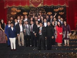 Group Photo of PAS Award 2016 Winners
